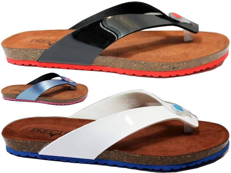 Pregunta Woman 1529 Sandals Flip Flops Shoes Women's Comfortable