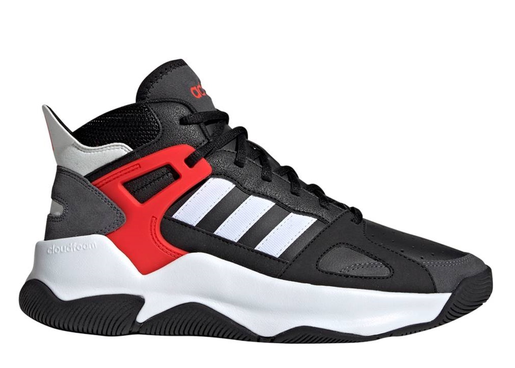 Adidas STREETSPIRIT EE9982 Black sneakers Men Sports Basketball
