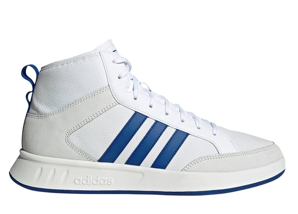 Adidas COURT80S MID EE9680 Bianco Scarpe Uomo Sneakers Sportive