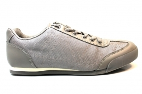 Calvin Klein Jeans Cale SE8455 Grey Sneakers Man Sport Shoe Gymnastic