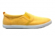 Trussardi Jeans 79S046 Yellow Loafers, Woman casual Shoe