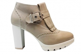 Black garden P805201D Sand Footwear, Booties Shoes Women