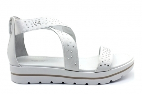 Black garden P805860D White Footwear Sandals Low Shoes Women