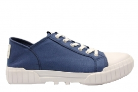 Calvin Klein Jeans BIFF NYLON S0560 Blue Shoe Men's Sports Casual
