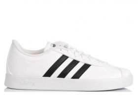Adidas VL COURT 2.0 VS DB1831 White Shoes Women's Sneakers Sports