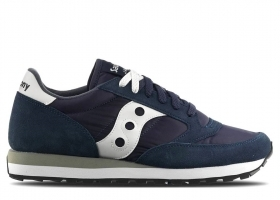 Saucony Jazz S2044 316 Blue Sneakers Man Shoe For A Sporty Casual