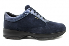IGI e CO 2143011 Blu Sneakers Scarpe Donna Calzature Casual
