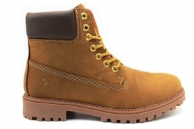 Lumberjack RIVER SM00101 H01 Yellow Shoes Man Shoes Comfortable