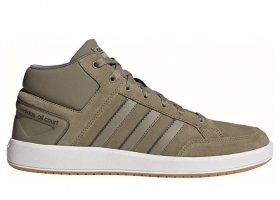 Adidas ALL COURT MID B43859 Green sneakers Man Sport