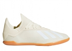 Adidas X TANGO 18.3 IN the J DB2427 White Child Sports Soccer