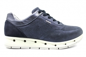 IGI e CO 3158033 Blu Sneakers Scarpe Donna Calzature Casual
