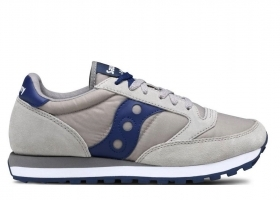 Saucony Jazz S2044 307 Grey Sneakers Man Shoe For A Sporty Casual
