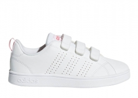 Adidas VS ADV CL CMF C BB9978 White Shoes Girl Sneakers Sports