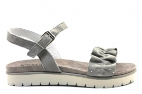 IGI and CO 3167311 Grey Shoes Comfortable flat Sandals Woman