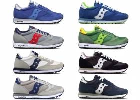 Saucony Jazz Sneakers Man Shoe For A Sporty Casual East 19