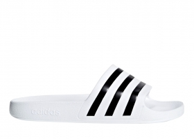 Adidas Adilette Aqua F35539 White Slippers Man The Sea Shower