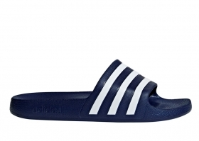Adidas Adilette Aqua F35542 Blue Slippers Man The Sea Shower
