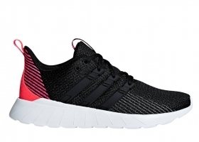 Adidas QUESTAR FLOW F36257 Nero Scarpe Donna Sneakers Sportive Running
