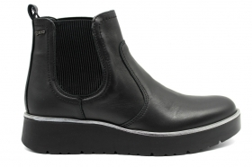 IGIeCO 4168811 Black ankle boots Women's Ankle Fashion