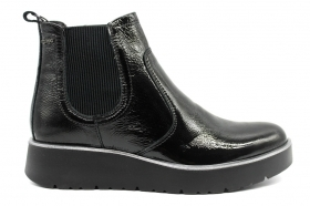 IGIeCO 4168800 Black ankle boots Women's Ankle Fashion