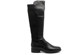 IGIeCO 4176300 Black Knee-high Boots Woman