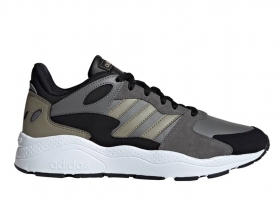 Adidas CRAZY CHAOS EF1057 Gray mens Shoes Sneakers Sports Running