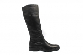 IGIeCO 4165900 Black Knee-high Boots Woman