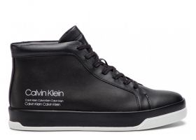 Calvin Klein FERGUSTO NAPPA SMOOTH F1283 Black ankle boots Man Sport Shoe