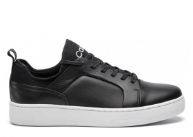 Calvin Klein NORIO 2 NAPPA SMOOTH F1330 Black Shoe for a Sporty Casual