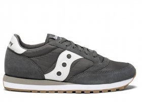 Saucony Jazz S2044 434 Grey Sneakers Man Shoe For A Sporty Casual