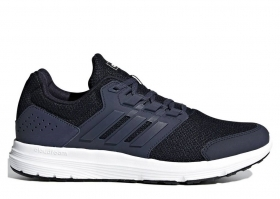 Adidas GALAXY 4 F36173 Blue Shoes Man Sports Running