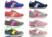 The Saucony Jazz and Shadow Sneakers Women's Children's Casual Shoe Sports