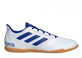 Adidas PREDATOR 19.4 D97974 White Men Sports Shoes Soccer