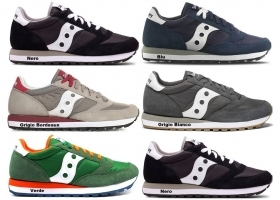 Saucony Jazz Sneakers Man Shoe