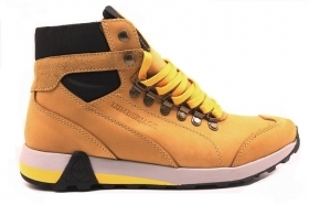 Lumberjack GRANT SM69601 001 X48 Yellow Bootie Man Shoes