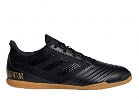 Adidas PREDATOR 19.4 IN the HALL F35633 Black Men Sports Shoes Soccer