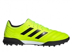 Adidas COPA 19.3 TF F35507 Yellow Sneakers Man Sports Shoes Soccer