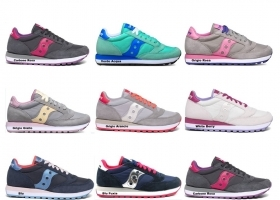 Saucony Jazz Sneakers Woman Casual Shoe Sports