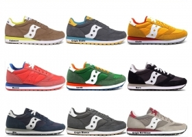 Saucony Jazz Sneakers Man Shoe For A Sporty Casual