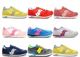Saucony Jazz e Shadow Sneakers Donn