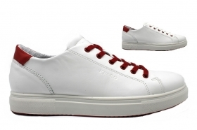 IGI and CO 3132700 White Sneakers Men's Shoes Shoes Casual