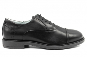Black garden P900890U Black Oxfords Shoes Casual Men