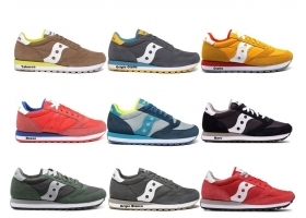 Saucony Jazz Sneakers Man Shoe For