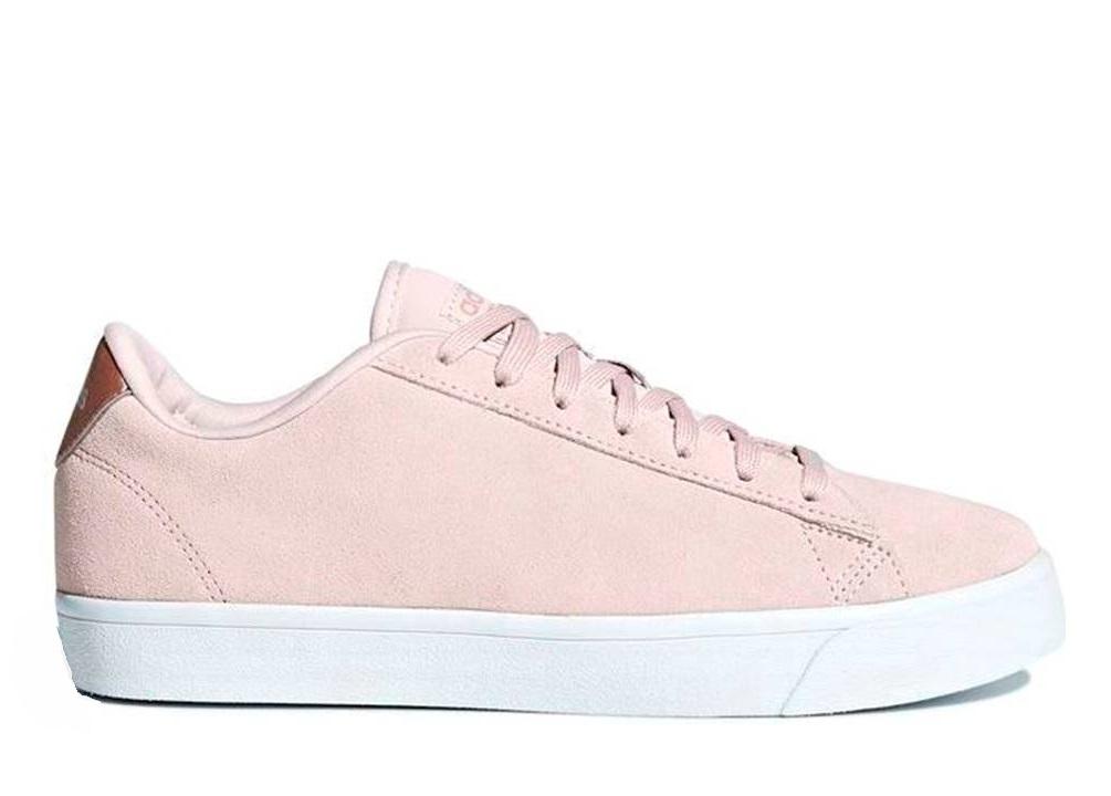 5321a3d797 Dettagli su Adidas CF DAILY QT CL W DB1771 Rosa Scarpe Donna Sneakers  Sportive