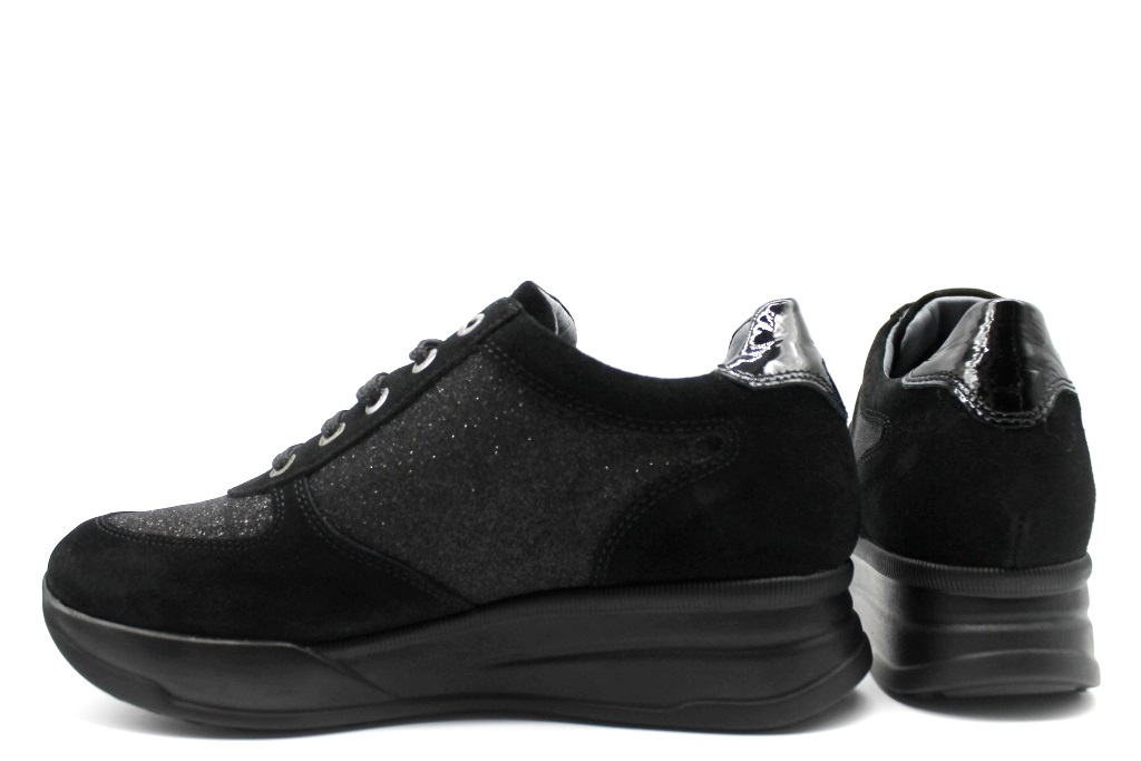 Descrizione. Liu Jo Girl L4A4 20210 0218999 Nero Sneakers Scarpe Donna ... 31a52f1b7e6