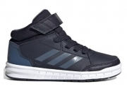 Adidas ALTASPORT MID THE G27129 Blue Women Shoes Children sneakers