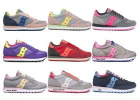 Saucony Jazz Sneakers Woman Casual
